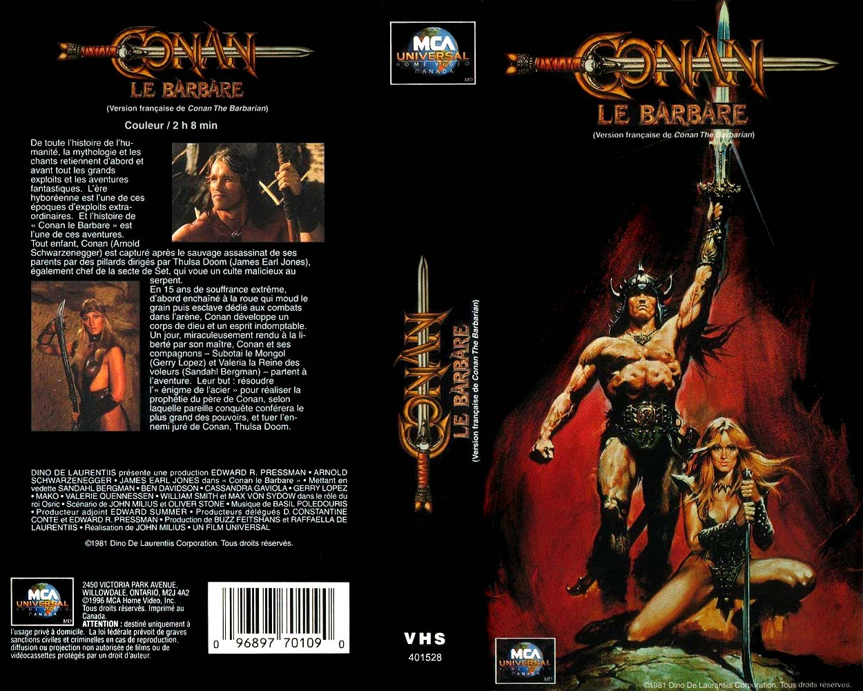 Conan the barbarian luscio hentai vids